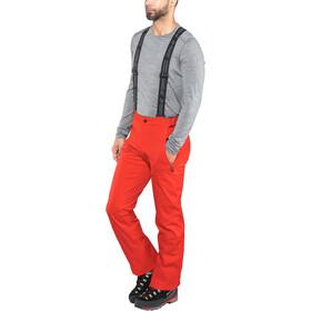 Maier Sports Anton Light Pantalon de sky mTex Homme, fire
